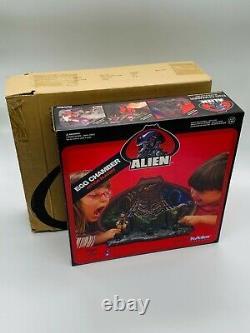 Super7 ReAction 2014 Alien Egg Chamber Action Figure Playset MIB