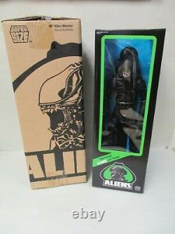 Super7 Retro Aliens 18 Xenomorph Black Classic Toy Edition New In Box Misb