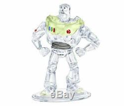 Swarovski Crystal 5428551 Disney Pixar Toy Story Buzz Lightyear 10.1cm RRP $499