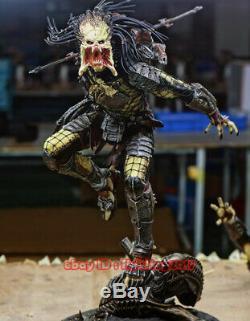 TFTOYS AVP Alien vs Predator Wolf Predator 30'' GK Resin Limited Replica Statue