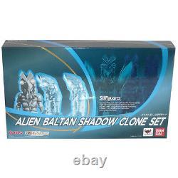 Tamashii Limited S. H. Figuarts Ultraman Alien Baltan Shadow Clone Set Figure