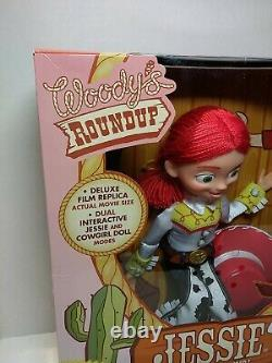 Target Exclusive Toy Story Signature Collection Jessie Yodeling Cowgirl Talking