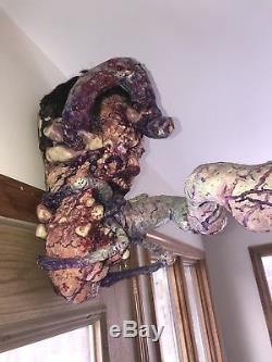 The Thing Inspired Bust Rare Custom 1/1 Horror Alien