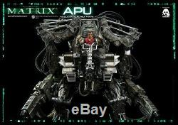 ThreeZero Matrix APU112 Deluxe Figure with Pilot ThreeA NEW SEALED
