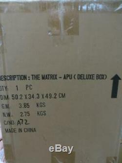 ThreeZero Matrix APU112 Deluxe Figure with Pilot ThreeA store Limited