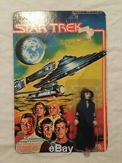 VINTAGE 1979 Mego STAR TREK Motion Picture MEGARITE Alien Italy Release MOC TMP