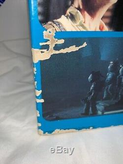 VINTAGE KENNER 1979 ALIEN 18 FIGURE with DOME, BOX & POSTERFACTORY SEALED