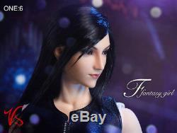 VS Toys 1/6 Fantasy Girl Tifa Lockhart 12'' Female Figure Toy Collectible