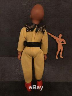 Vintage 1976 Mego Star Trek ALIENS Talos Action Figure NICE 100% Complete