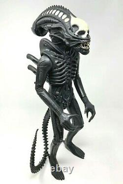 Vintage 1979 Kenner 18 ALIEN Big Chap Xenomorph Figure NEAR COMPLETE RARE