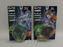 Vintage 1992 Kenner Aliens Movie Action Figure Set All 10 New Sealed MOC