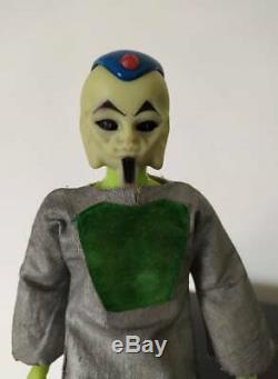 Vintage Kid Acero Nocton Alien 70s México Cipsa Rare Grail Big Jim Mattel