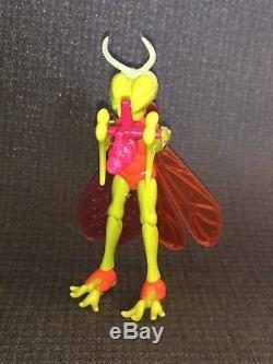 Vintage Mego Micronauts 1979 Alien Kronos 100% Loose Complete Praying Mantis NM+