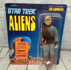 Vintage Mego Star Trek Aliens The Romulan 1976 UNPUNCHED 8 Inch RARE