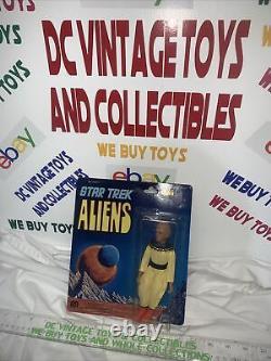 Vintage Mego Talos 7 Action Figure Star Trek Alien Factory Sealed RARE