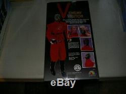 Vintage Mib V V Enemy Visitor Doll In Original Box 1984