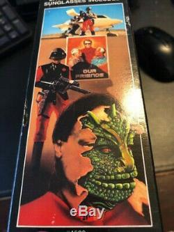 Vintage Original 1984 Boxed Misb Mib Unused V V Enemy Visitor Doll Ljn Victory