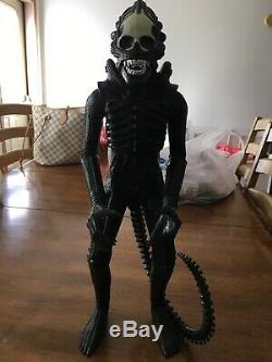 Vintage Rare 1979 Kenner 18 Alien Movie Figure