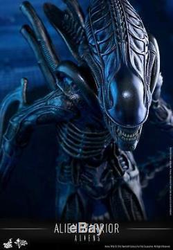 (us) Hot Toys 1/6 Aliens Mms354 Alien Warrior Movier Masterpiece 35cm Figure